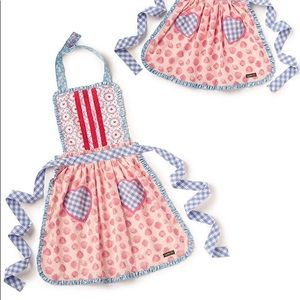 Matilda Jane Hearts & Crafts Apron Set